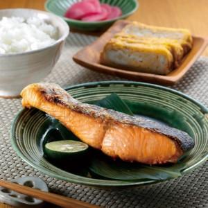 新巻鮭_焼き鮭イメージ